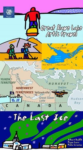 "BUFF ""PETIT CRESTAS"" EDICIÓN GREAT SLAVE LAKE"