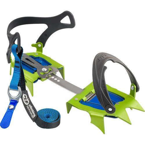 CRAMPON SNOW FLEX MANUAL CLIMBING TECNOLOGY